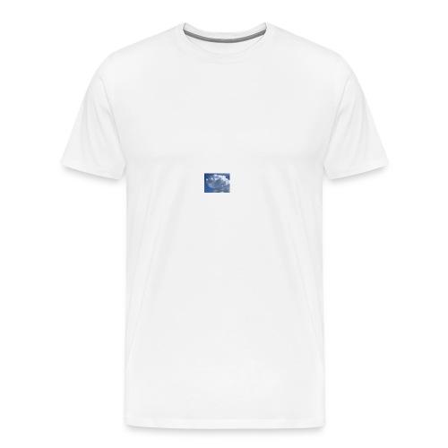 Krasse Wolke - Männer Premium T-Shirt