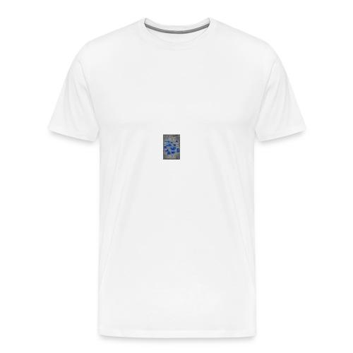 Lapis - Männer Premium T-Shirt