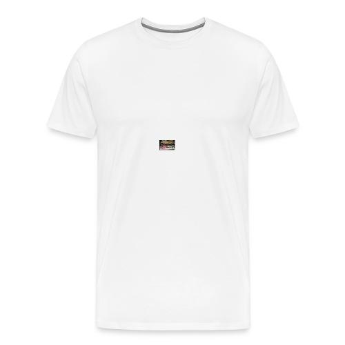 hoiikben - Mannen Premium T-shirt