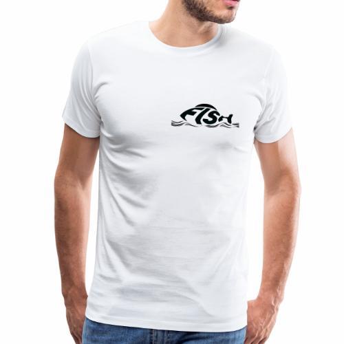 Frische Fische Fischt Fischers Fritz Fisch Design - Männer Premium T-Shirt
