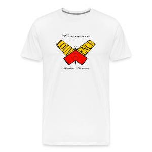 Papillon Louvence - T-shirt Premium Homme
