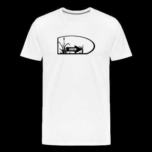 LEAFED - Männer Premium T-Shirt