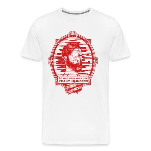 Peaky Blinders - Männer Premium T-Shirt
