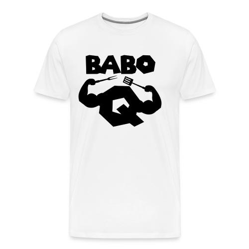 BABO-Q, DAS BABO-SHIRT FÜR DIE MEISTER AM GRILL - Männer Premium T-Shirt