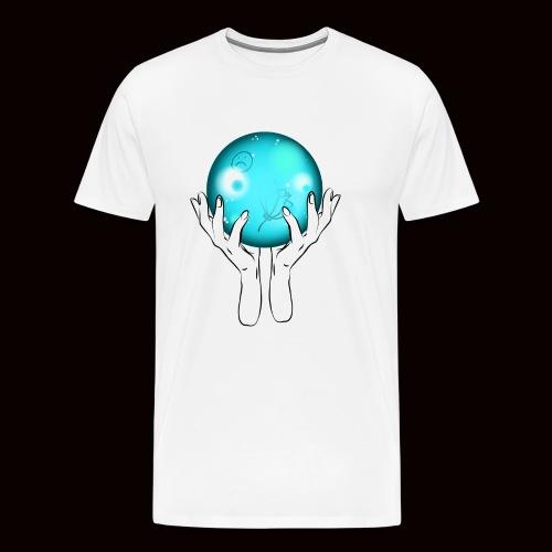 bubble - Männer Premium T-Shirt