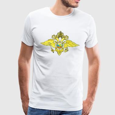 Rusland - Herre premium T-shirt