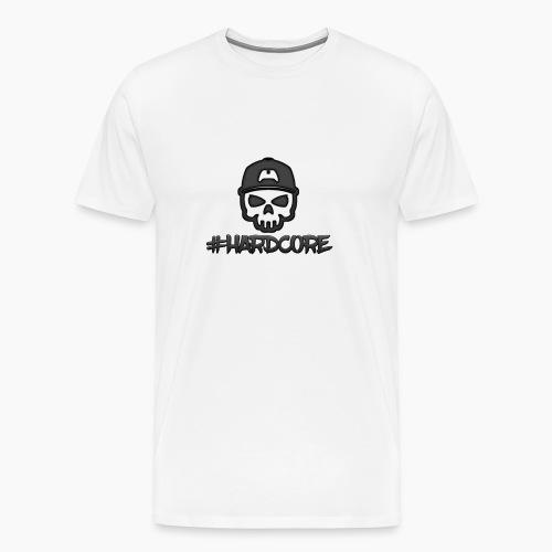 HardcoreT-Shirt | Beliebige Größe und Farbe - Männer Premium T-Shirt