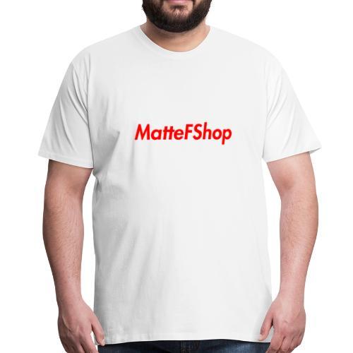 Summer Collection! (MatteFShop Original) - Maglietta Premium da uomo