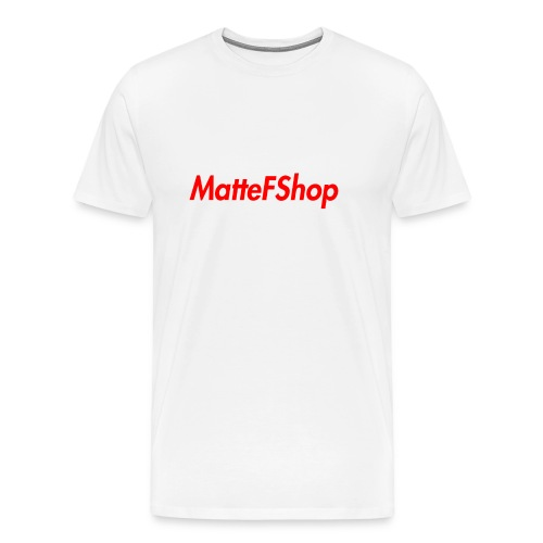 Summer Collection! (MatteFShop Original) - Maglietta Premium da uomo
