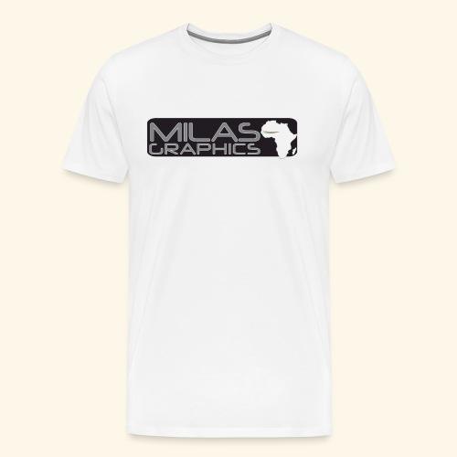 Milas Graphics Africa - T-shirt Premium Homme