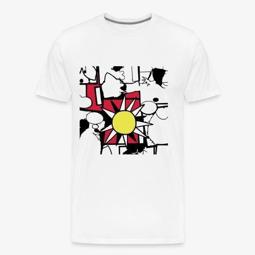 Comic - Männer Premium T-Shirt