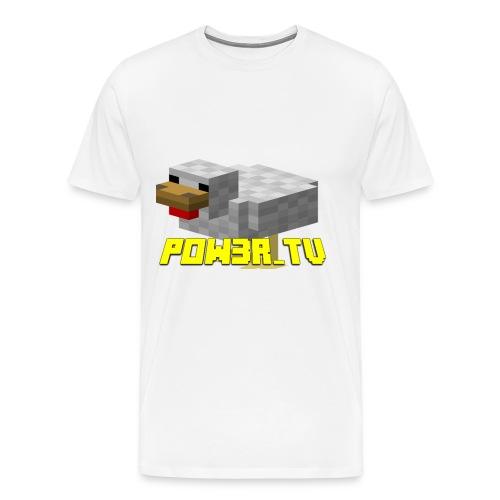 POW3R - Maglietta Premium da uomo