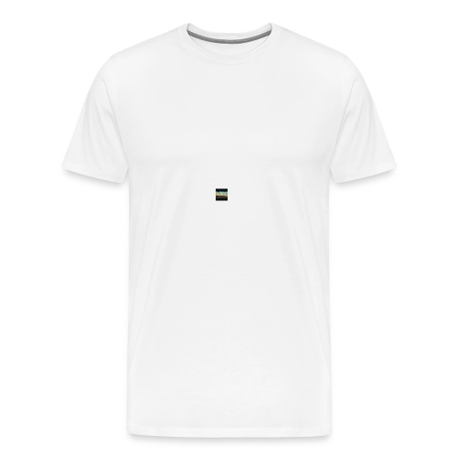 emilking44gaming youtube logo - Premium-T-shirt herr
