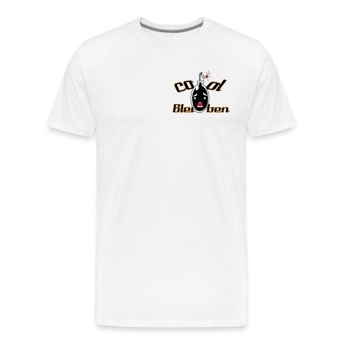 cool bleiben - Männer Premium T-Shirt