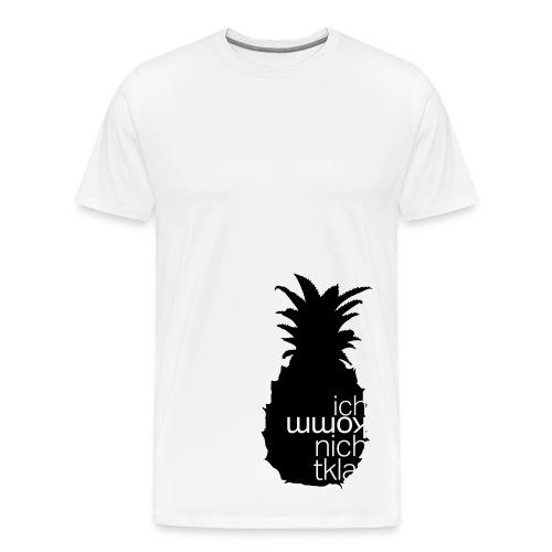 openair iknk - Männer Premium T-Shirt