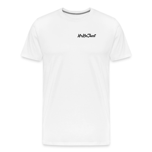 Mrkintoast Brush logo - Men's Premium T-Shirt