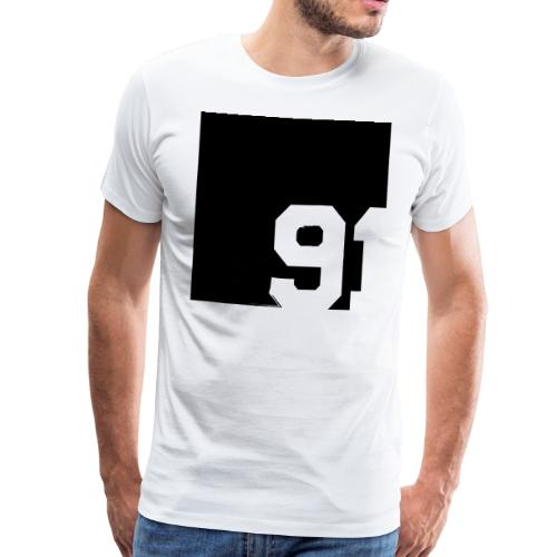 ROK 1991 - Koszulka męska Premium