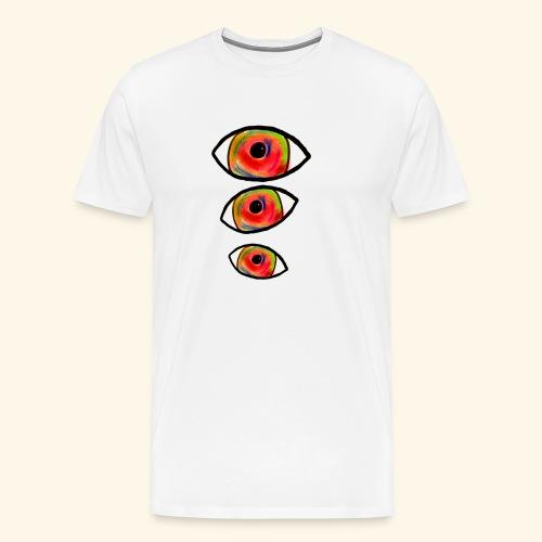 trompe L'oeil_Pastel - T-shirt Premium Homme
