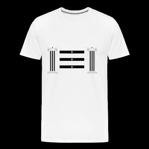 Lumières Des Congruences - T-shirt Premium Homme