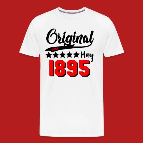Original since May 1895 - Männer Premium T-Shirt