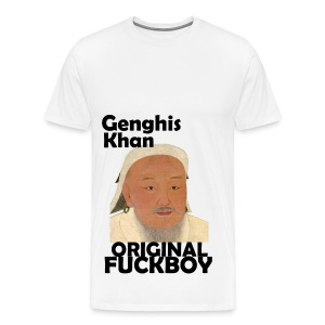 Original Fuckboy - Premium T-skjorte for menn