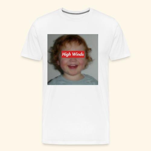 SPECIAL EDITION High Baby DESIGN - Men's Premium T-Shirt