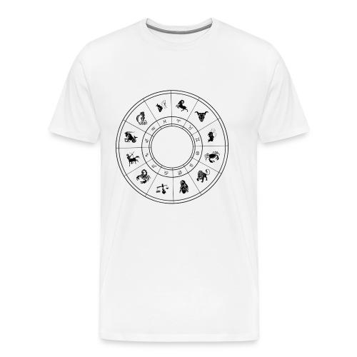 zodiac - Men's Premium T-Shirt