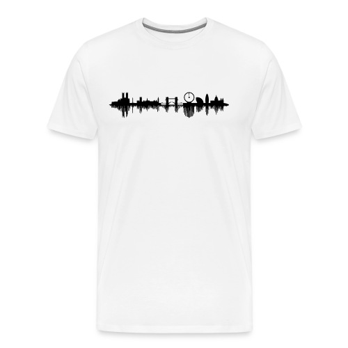 The Sound Of London - Männer Premium T-Shirt