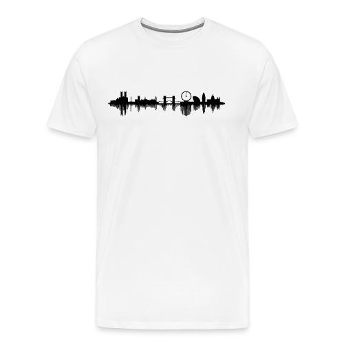 The Sound Of London - Männer Premium T-Shirt