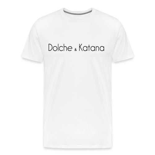 Dolche & Katana - Männer Premium T-Shirt