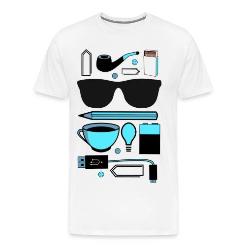 Alltag - Männer Premium T-Shirt