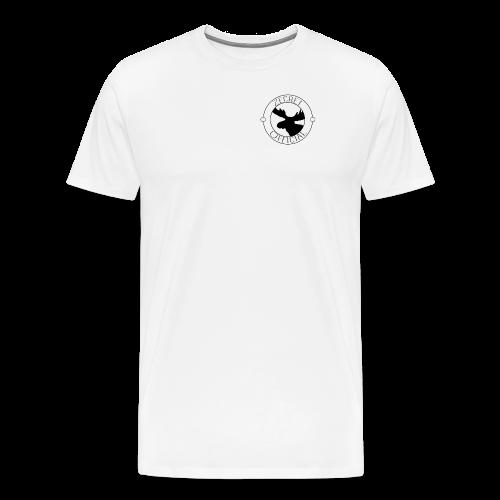 ZecretOfficial - Herre premium T-shirt