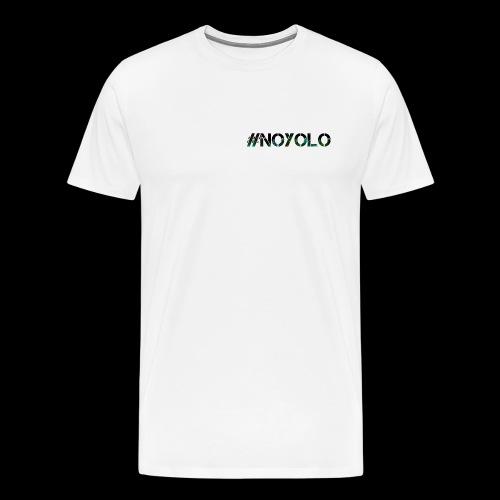 #NoYolo Kollektion - Männer Premium T-Shirt