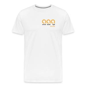 Aimer Aider Agir Fécamp - T-shirt Premium Homme