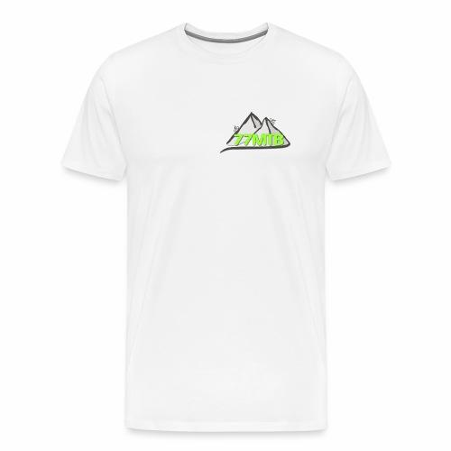 77MTB- Wir biken für einen guten Zweck - Männer Premium T-Shirt
