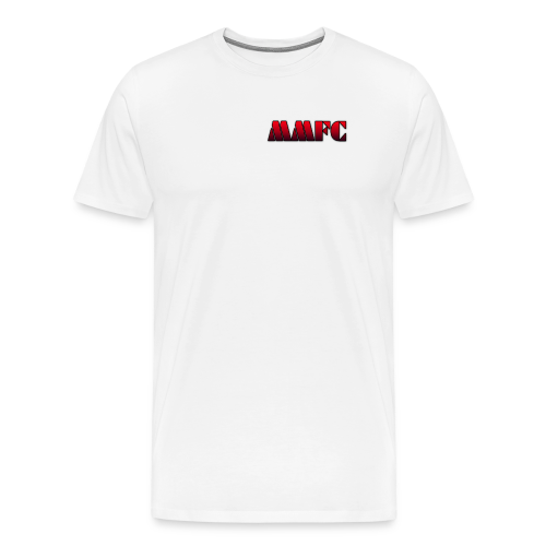 MMFC Text - Men's Premium T-Shirt