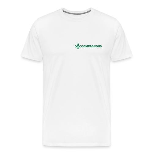 Branche Compagnons - T-shirt Premium Homme