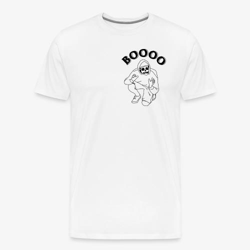 BOOOO - Mannen Premium T-shirt