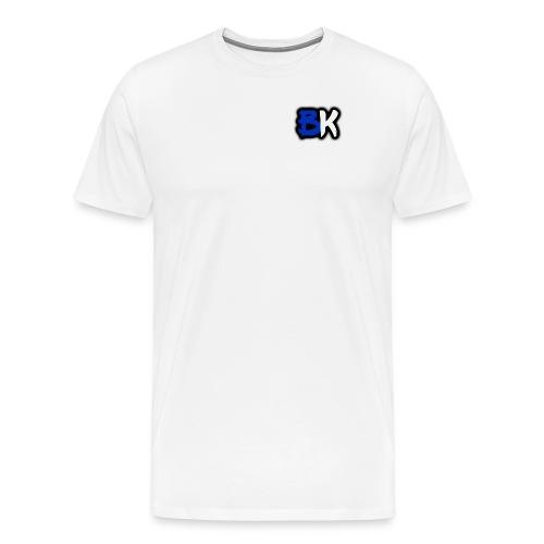bk - Men's Premium T-Shirt