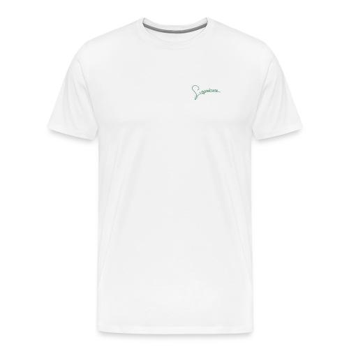 Signature. - T-shirt Premium Homme