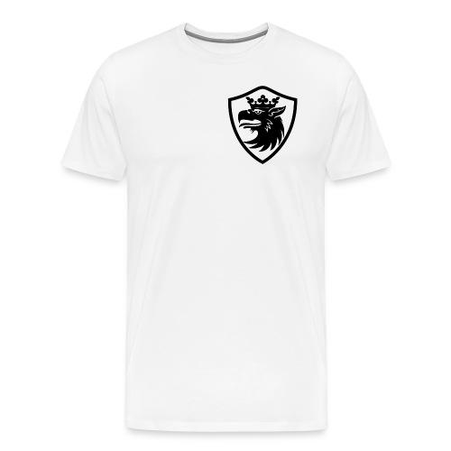 Skånes Landskapsvapen, Gripen - Premium-T-shirt herr