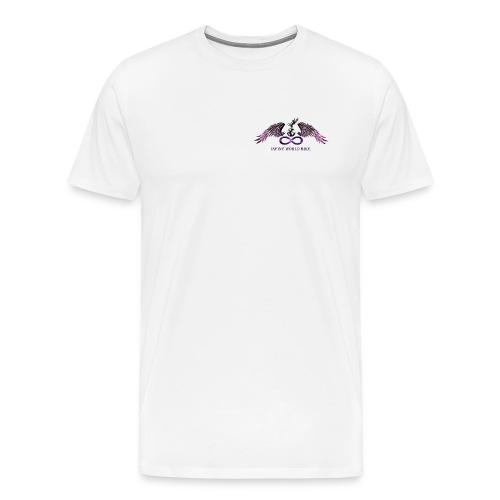INFINY WORLD BIKE - T-shirt Premium Homme