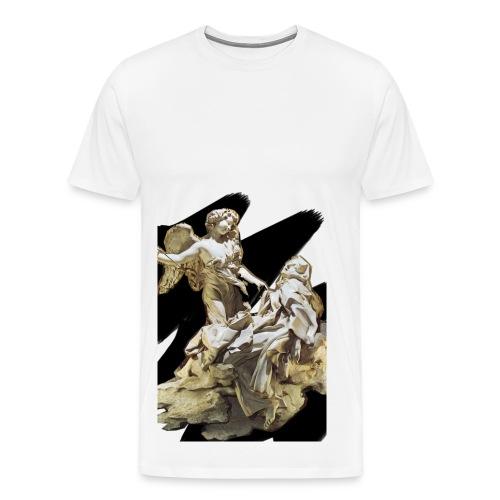 Éxtasis de Santa teresa - Camiseta premium hombre
