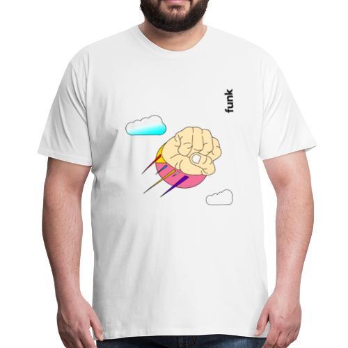 WTFunk - LIMITED EDITION - Fist - - Männer Premium T-Shirt