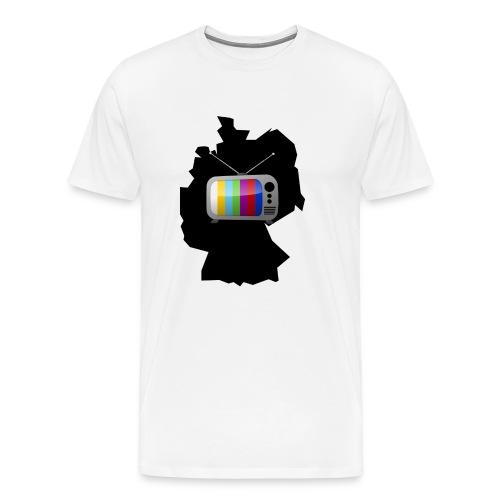 iLutix Deutschland Merch - Männer Premium T-Shirt