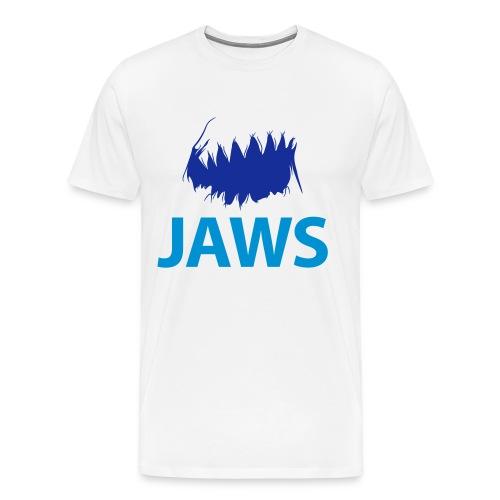 Jaws Dangerous T-Shirt - Men's Premium T-Shirt