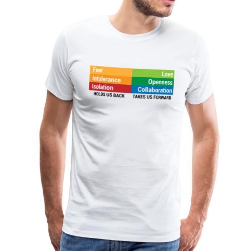 society - Men's Premium T-Shirt
