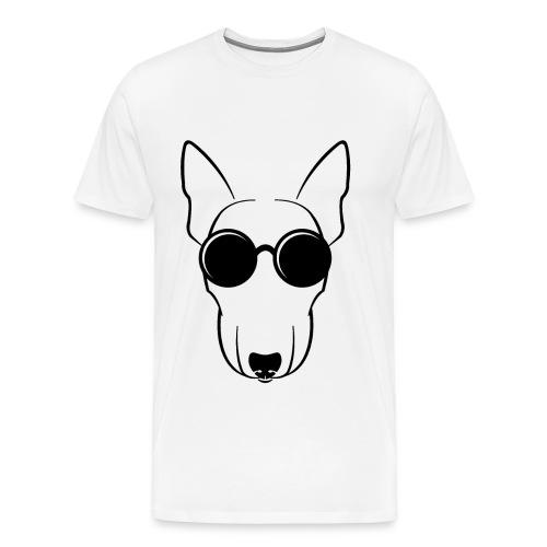 bull terrier - Camiseta premium hombre