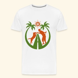 Travel & Fun - Männer Premium T-Shirt