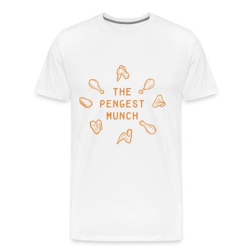 The Pengest Munch - Men's Premium T-Shirt